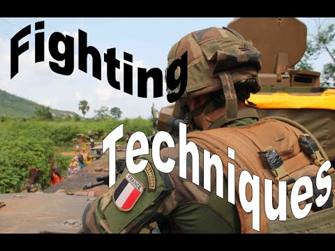 Fighting techniques French army `s the best video of all time Image 1