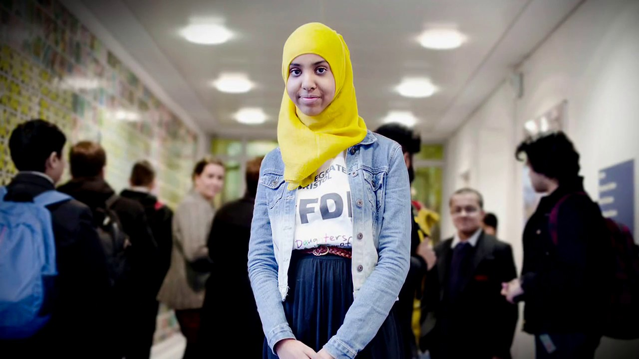 Bristol Gold Star Awards - Fahma Mohamed
