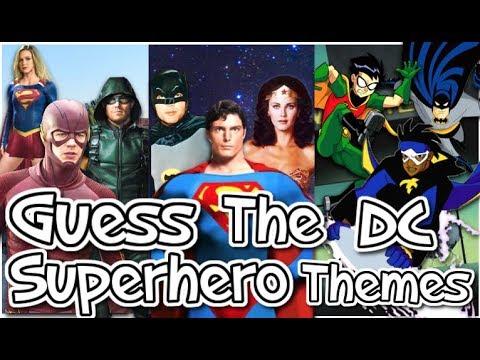 DC Comics Guess The Theme!!!