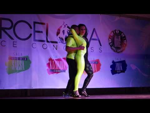 BDC2016   Luciano and Sophie in performance ~ video by Zouk Soul