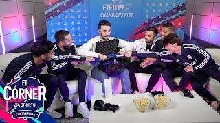 AS ES LA NUEVA CAMISETA DEL REAL MADRID, CONSGUELA EN FIFA19!   EL CRNER  