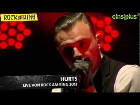 HURTS - Better than Love (Rock am Ring 2013)
