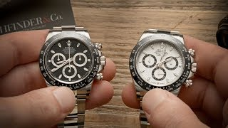 The Ceramic Daytona - Rolex Daytona 116500 LN | Watchfinder & Co.