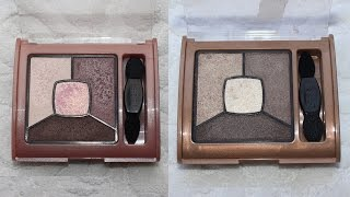 Тени Bourjois Smoky Stories Palette 02 и 06