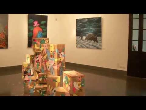 Recovery After The Storm art exhibition - Hanoi 2014