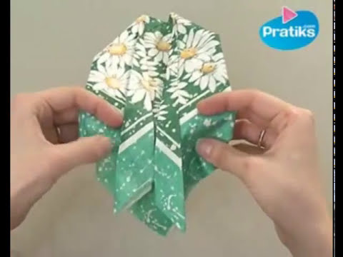Origami - ¿Cómo hacer un esmoquin?