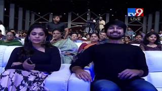 Actor Ali praises Chiranjeevi at Vijetha Audio Launch