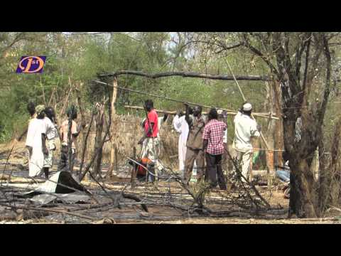 Aerial attack by Sudan air force on civilians  ''Blue Nile''