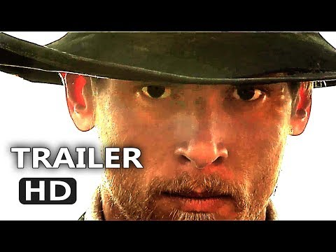 GODLESS Official Trailer (2017) Jack O'Connell Netflix Series HD