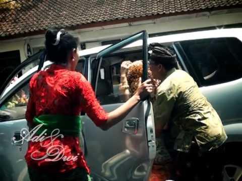 WEDDING CLIP BALI (PAWIWAHAN) ADI & DWI ANGGABAYA