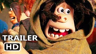 EARLY MAN New Official Trailer (2018) Animation, Family, Movie HD