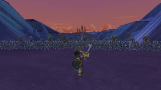 Kingdom Hearts HD 2.5 Remix - 1000 heartless battle (Full HD)