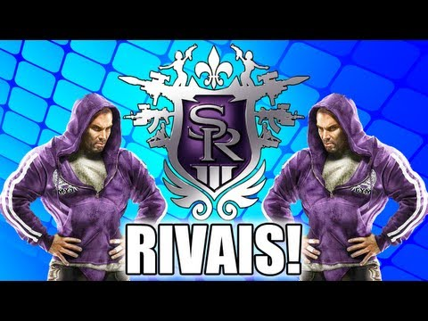 Saints Row The Third: Eliminando os Rivais (+16)