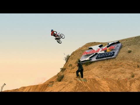 Red Bull X-Fighters comes to Glen Helen!