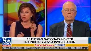 President Trump liked this interview of Ken Starr by Maria Bartiromo