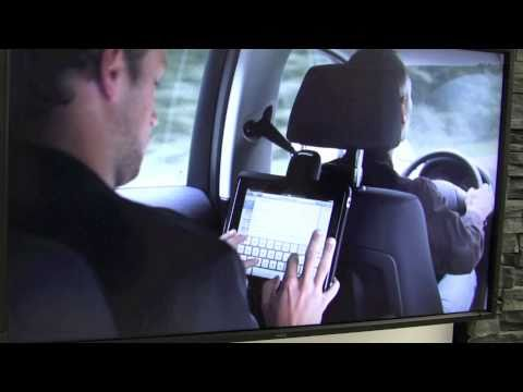 BMW Connectivity Feature Video from 2010 Paris Motor Show