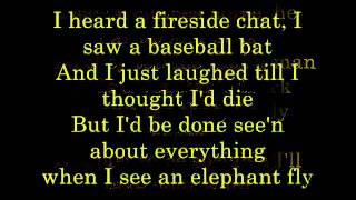 download lagu When I See An Elephant Fly   Lyrics gratis