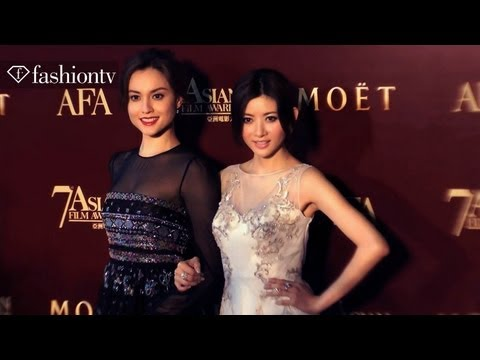 7th Asian Film Awards 2013: Red Carpet in Hong Kong | FashionTV