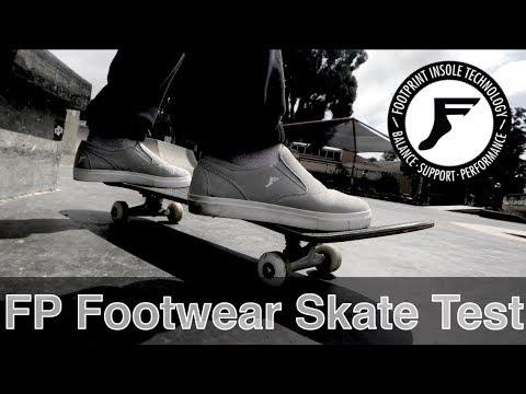 FP Footwear Skate Test
