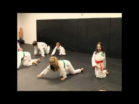 Martial Arts Game for kids - Infection