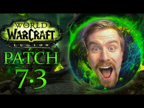 GOOD AFTERNOON ARGUS | NEW DUNGEON AND STORY - PATCH 7.3 | World of Warcraft Legion