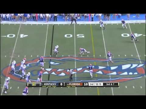 2013-14 Gators Pump-up ('12-'13 montage)