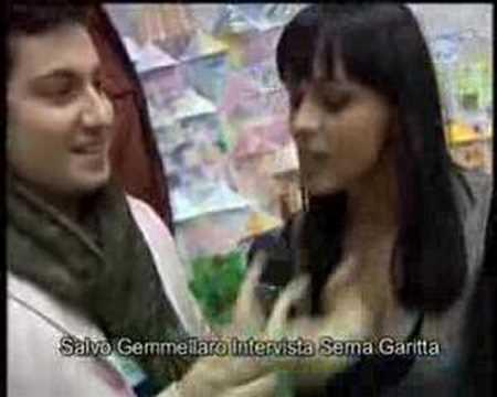 Salvo Gemmellaro intervista Serena Garitta