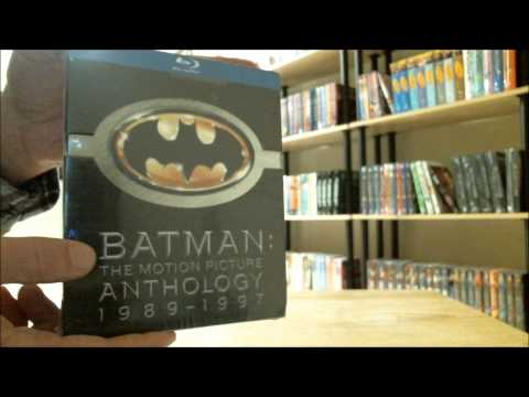 Batman Anthology Blu-ray