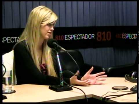 Natalia Rosas en El Espectador parte 1