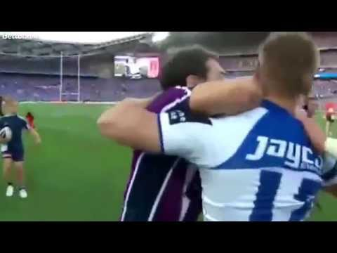 SPORTS FIGHTS - When things turn ugly