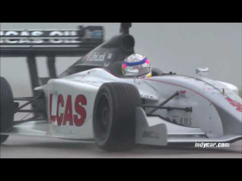 Firestone Indy Lights St. Pete Race Highlights