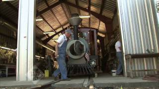 Rob on the Road: Nevada City Steam Engine