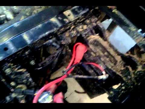Polaris ranger midsize viper winch install part 2