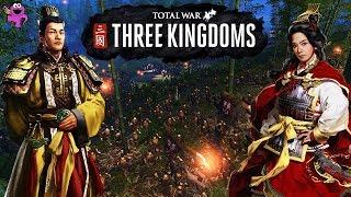 Total War THREE KINGDOMS - Epic Wu vs. Wei Ambush Battle and NEW Campaign Features
