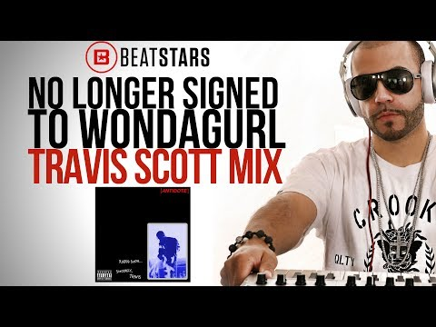 I'm No Longer Signed to Wondagurl, Travis Scott Mix Comments (Eestbound pt 2)
