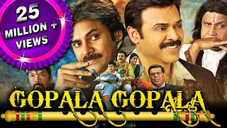 Gopala Gopala Hindi Dubbed Full Movie   Pawan Kalyan, Venkatesh, Shriya Saran, Mithun