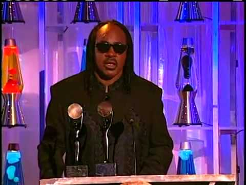 Stevie Wonder Inducts Little Willie John into the Rock and Roll Hall of Fame