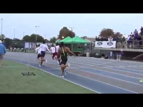 CIF Track Finals: Long Beach Poly 2014
