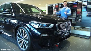 2019 BMW X5  - M Package FULL Review Interior Exterior