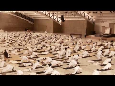 Isha Hata Yoga - 21 days of Hata bliss