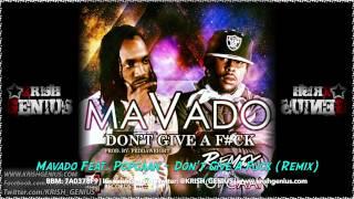 Mavado Ft. Popcaan - Don't Give A Fuck (Remix) May 2014
