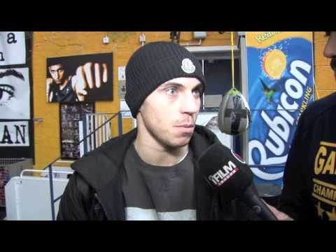 SCOTT QUIGG TALKS DONAIRE v RIGONDEAUX, FRAMPTON & RECENT FRUSTRATIONS / INTERVIEW FOR iFILM LONDON
