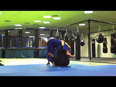 X Guard Sweep Good Morning BJJ Community Image 1