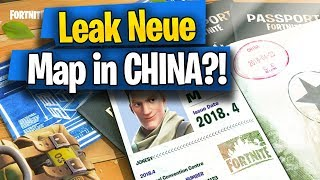 💪Leak Neue Map in CHINA?! | PAAR WINS | Fortnite 💪