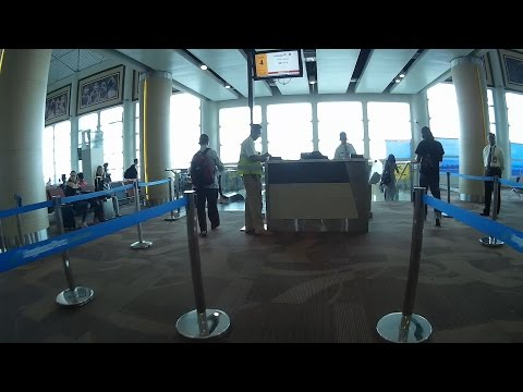 Malaysia Airlines Flight MH 714 DPS - KUL (#Bali 205 Part 4)