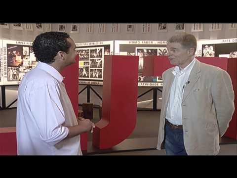 Hélio Eichbauer fala sobre a Escola de Artes Visuais do Parque Lage - Jornal Futura - Canal Futura