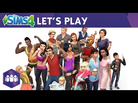 The Sims 4 Get Together: Let's Play