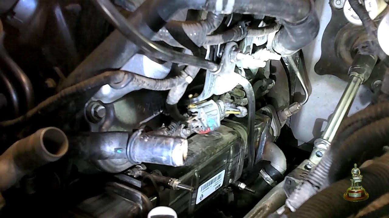 6.4 Liter Ford Powerstroke Egr