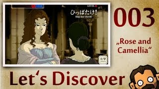 Let's Discover #003: Rose and Camellia [SD] [deutsch] [freeware]