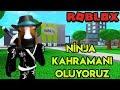 ⚔️ Ninja Kahramanı Oluyoruz ⚔️ | Ninja Heroes | Roblox Türkçe